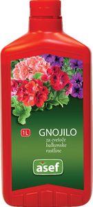 Gnojilo Asef za cvetoče balkonske rastline, 1 l