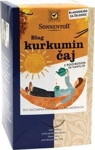 Čaj Bio kurkumin, blag, 27g