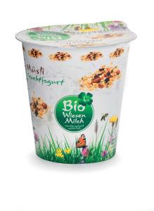 Jogurt Bio musli sadni, 150ml