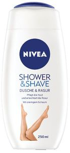 Pena za britje Nivea P&S, 250ml