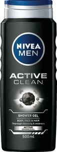 Tuš gel Nivea, men, Acticlea., 500ml