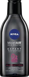 Micelarna voda Nivea, Expert Black 3v1, 400ml