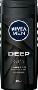 Tuš gel Nivea men, Deep, 250ml