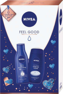Darilni set Nivea, Feel good