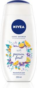 Gel za prhanje Nivea, passion fruit, 250ml