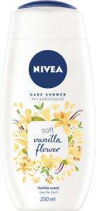 Gel za prhanje Nivea, vanilla, 250ml