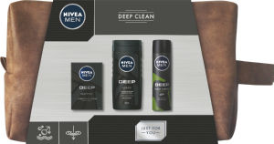 Darilni set Nivea, Men Clean