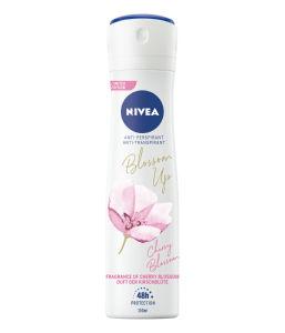 Dezodorant Nivea, Blossom up Češnjev cvet, ženski, 150 ml