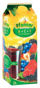Pijača Pfanner, bce, 2l