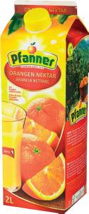 Nektar Pfanner, pomaranča, 2l