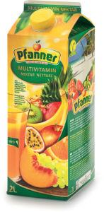 Nektar Pfanner, multivitamin, 2l