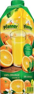 Sok Pfanner, pomarača, 100%, 1l