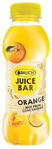 Sok Rauch Juice bar, pomaranča, 0,33l