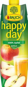 Sok Happy day, jabolčni, 100%