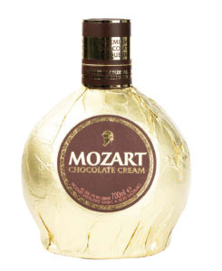 Liker Mozart, chocolate cream, alk.17 vol%, 0,7l