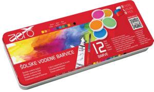 Barvice vodene, Aero, 30 mm, 12,/1