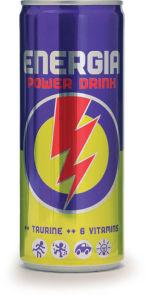 Energijska pijača Energia, 250ml