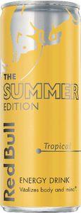 Energijska pijača Red bull, summer, tropical, 0,2 5l
