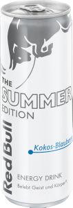 Energijska pijača Red bull, Summer, bor.,kokos, 250ml
