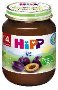 Kašica Hipp, Bio, slive, 125g