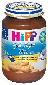 Kašica Hipp, Bio, baby s keksom, 190g