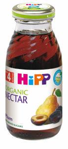 Nektar Bio Hipp, sliva, hruška, 200ml