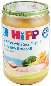 Obrok Bio Hipp, ribji menu, 220g