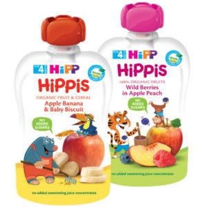 Blazinica Hippis, 100g, več okusov