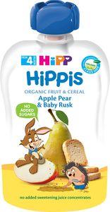 Blazinica Bio Hipp žitna jabolka, hruška, prepečenec, 100g