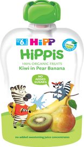 Blazinica Bio Hipp, kivi, hruška, banana, 100g