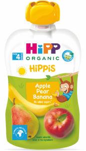 Blazinica Bio Hipp jabolka/hruška/banana, 100g