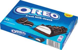 Rezina mlečna Oreo Snack, 4x30g
