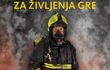 Tuš združuje moči za slovenske gasilce