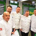 Strokovna komisija kuharskega dela tekmovanja