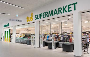 Prenovljen Tuš supermarket Maribor Pobrežje