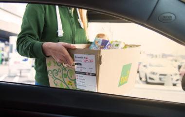 GoOpti in Tuš – hitrinakup.com združila moči – zanesljiva in hitra dostava živil na dom