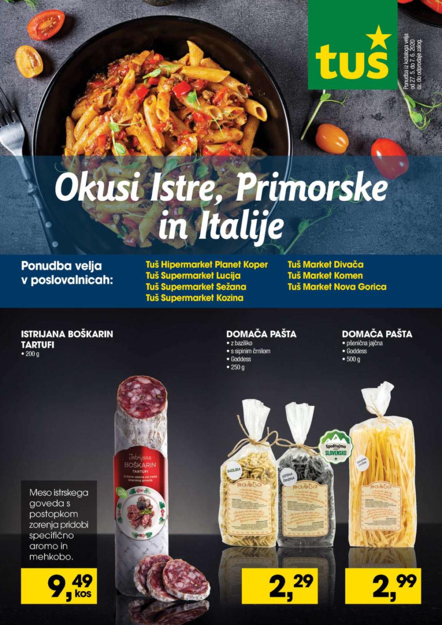 Akcijski katalog Primorska