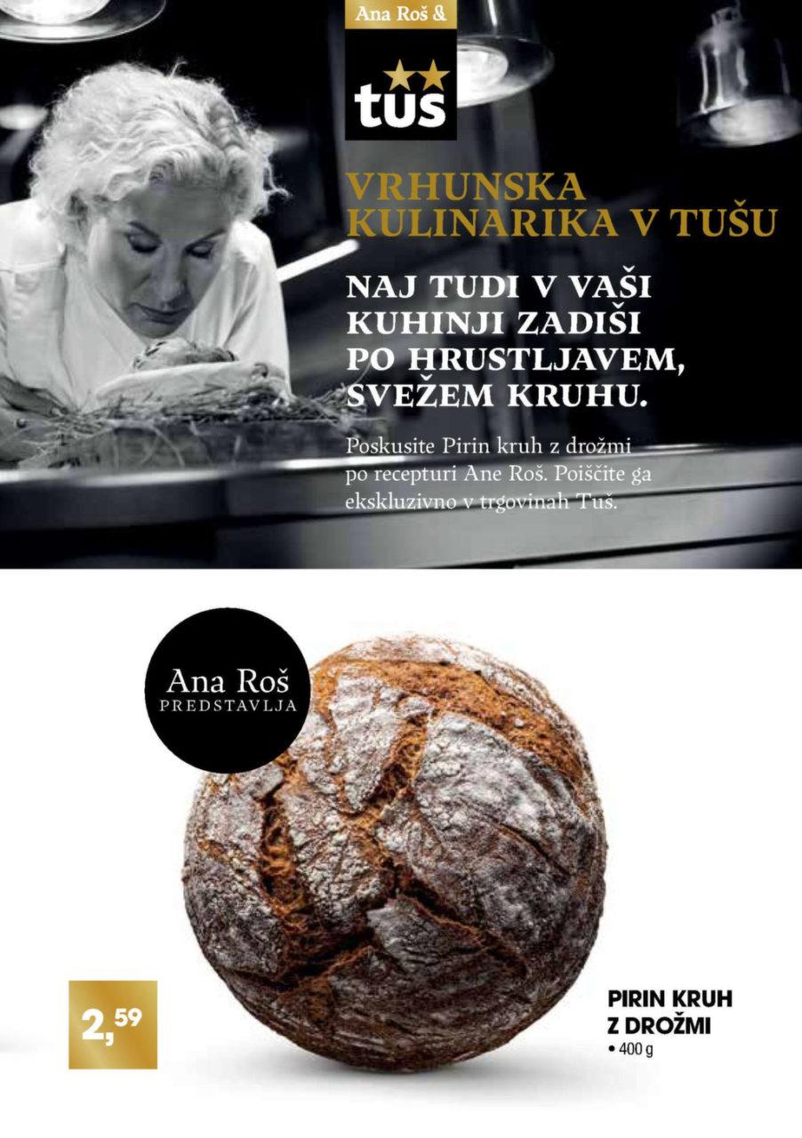 Vrhunska kulinarika v Tušu