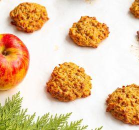 Jabolčni piškoti