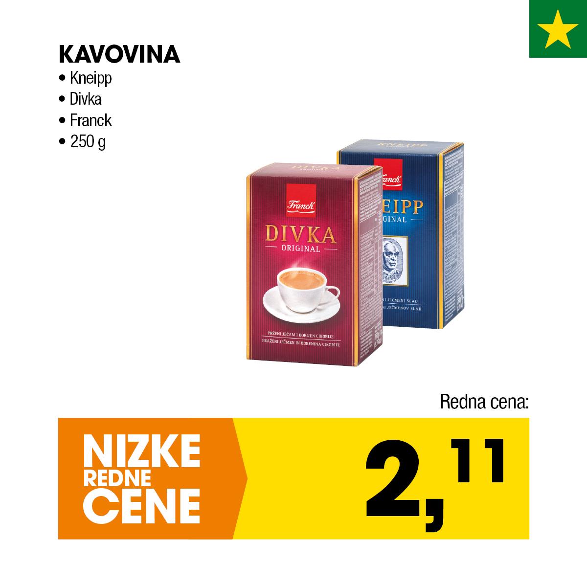 Nizke cene - Kavovina