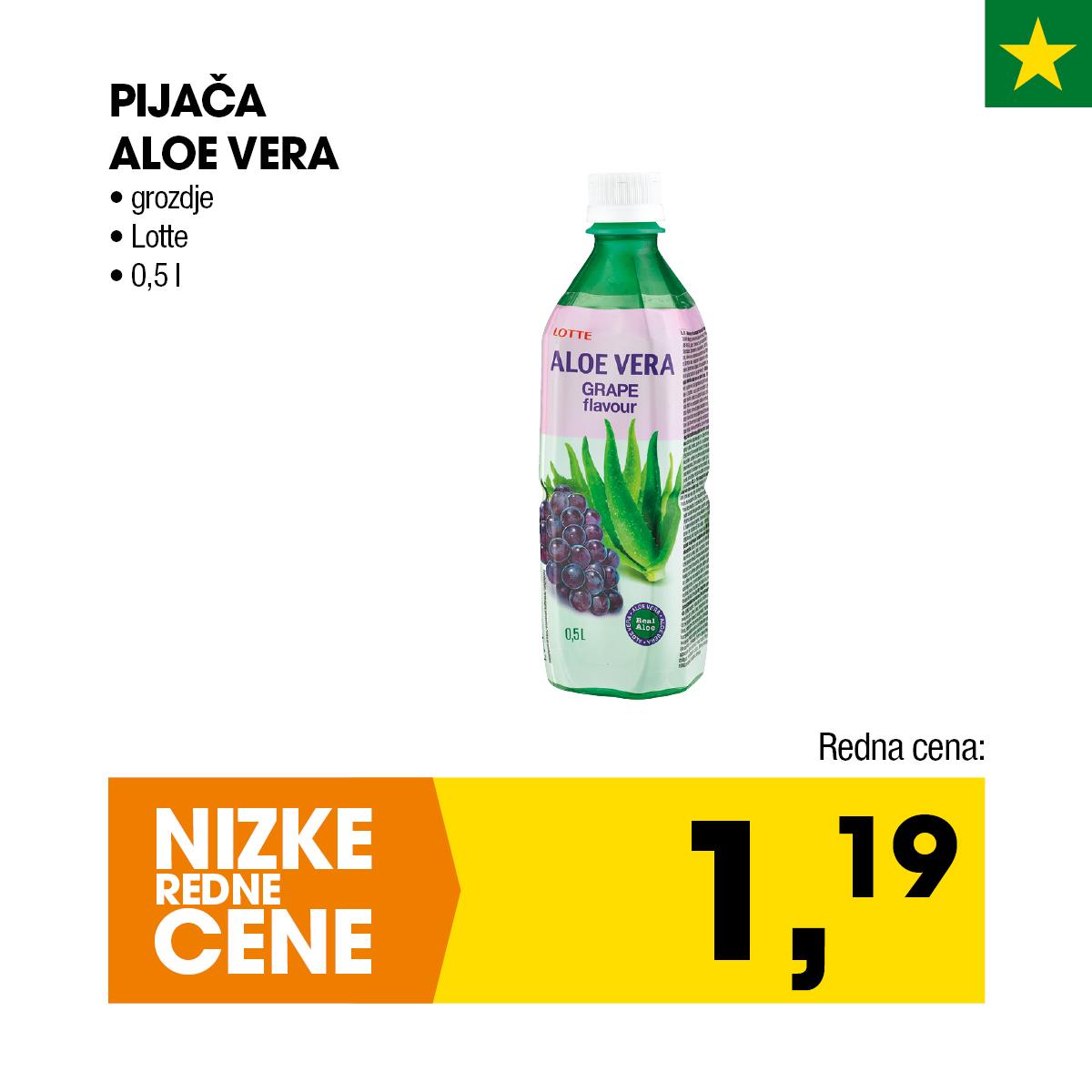 Nizke cene - Pijača Aloe Vera