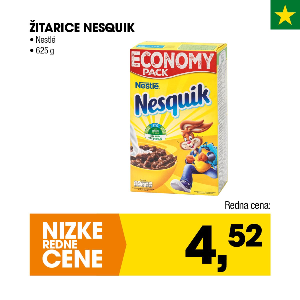 Nestle žitarice Nesquik