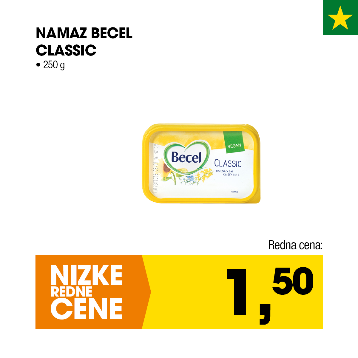 Namaz Becel Classic