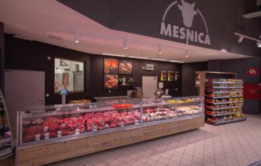 Tuš supermarket Idrija odslej popolnoma po meri kupcev