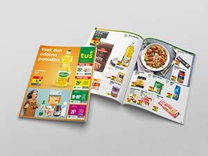 Katalogi in revije