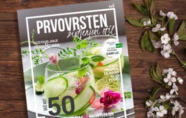 Izšla je nova številka revije Prvovrsten življenjski stil