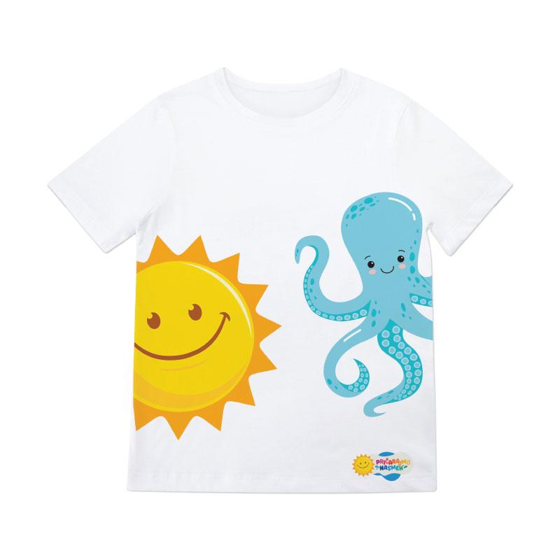 Pričarajmo nasmeh - otroška majica 2