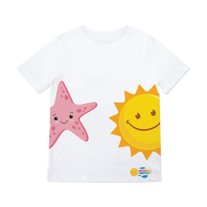 Pričarajmo nasmeh - otroška majica