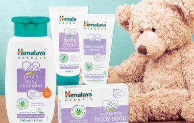 Himalaya Herbals – otroška linija