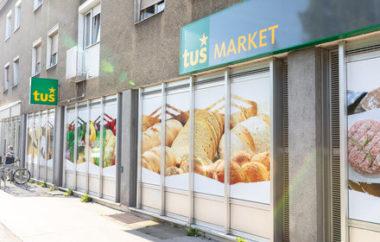 Nov market v Mariboru že 99. trgovina Tuš